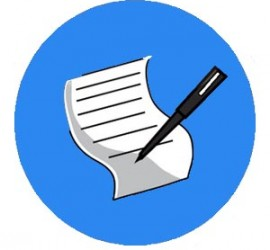Application Form Clipart.