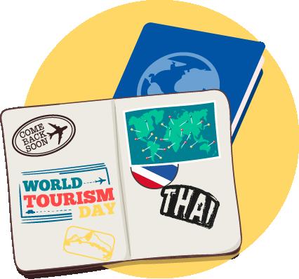 Thailand Tourist Visa Online.