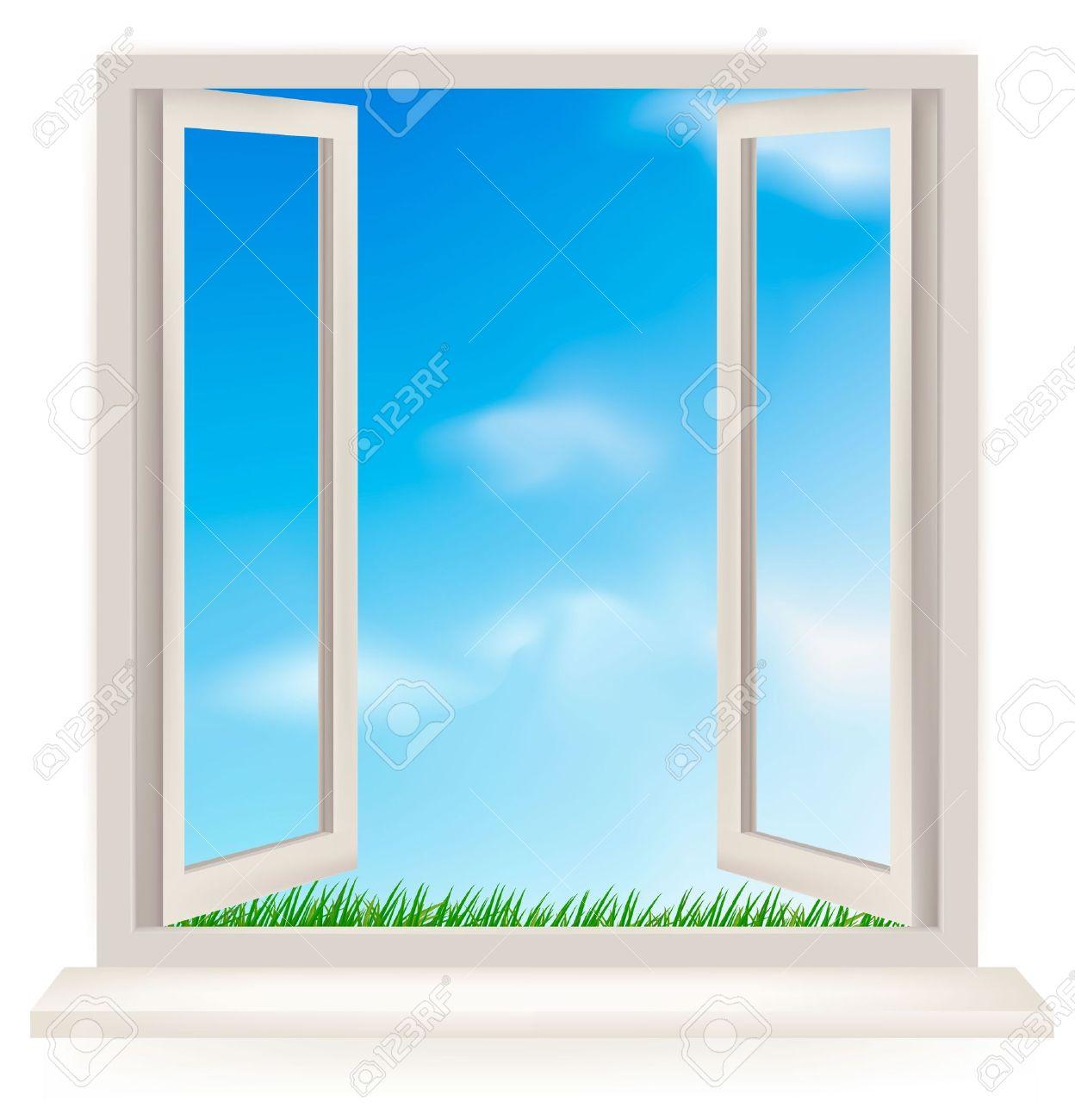 Free window clipart.
