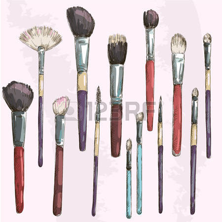 717 Paint Applicator Stock Vector Illustration And Royalty Free.