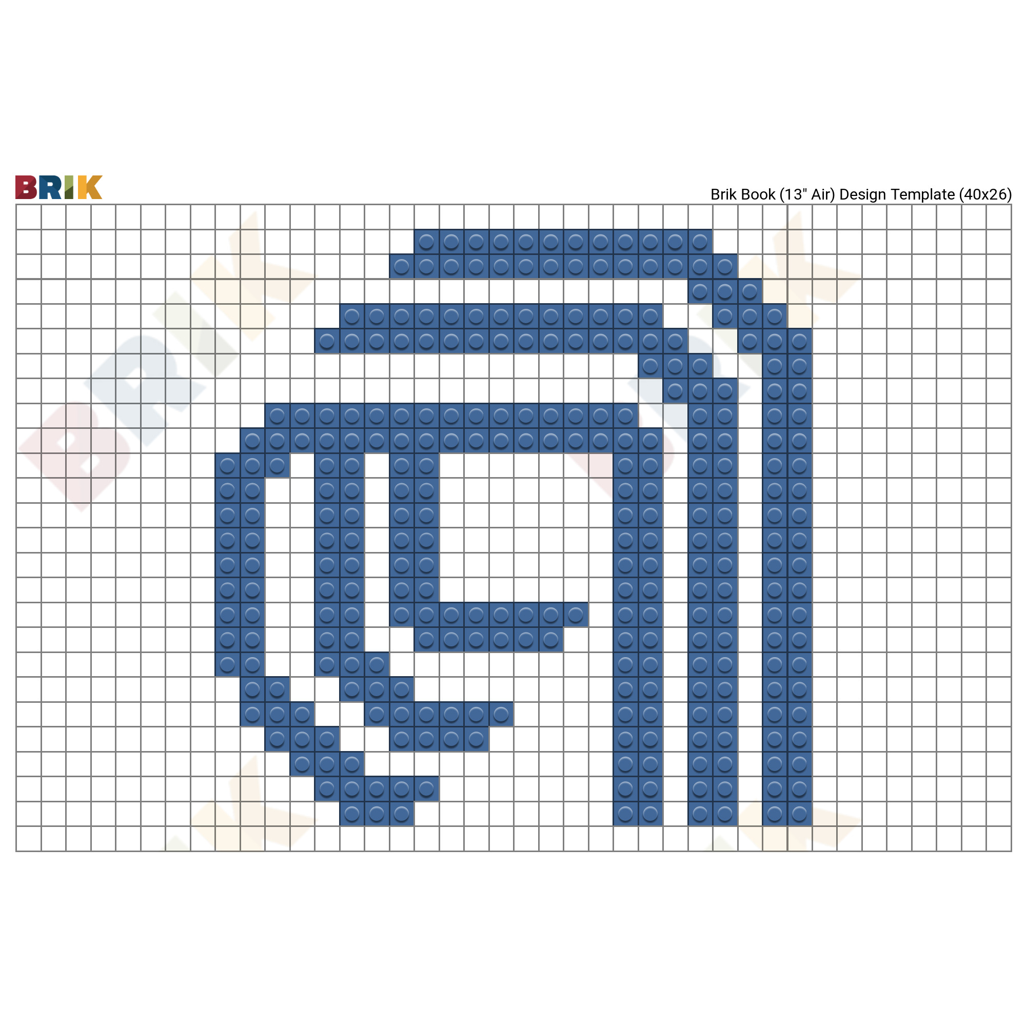 Pixel Applied Materials Inc Logo.