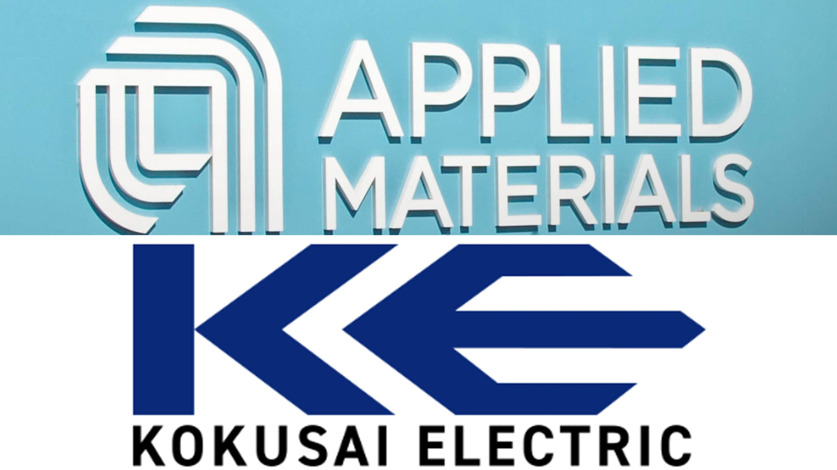 Exclusive: Applied Materials to buy KKR\'s Kokusai Electric.