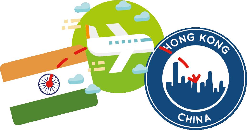 Hong Kong Visas.