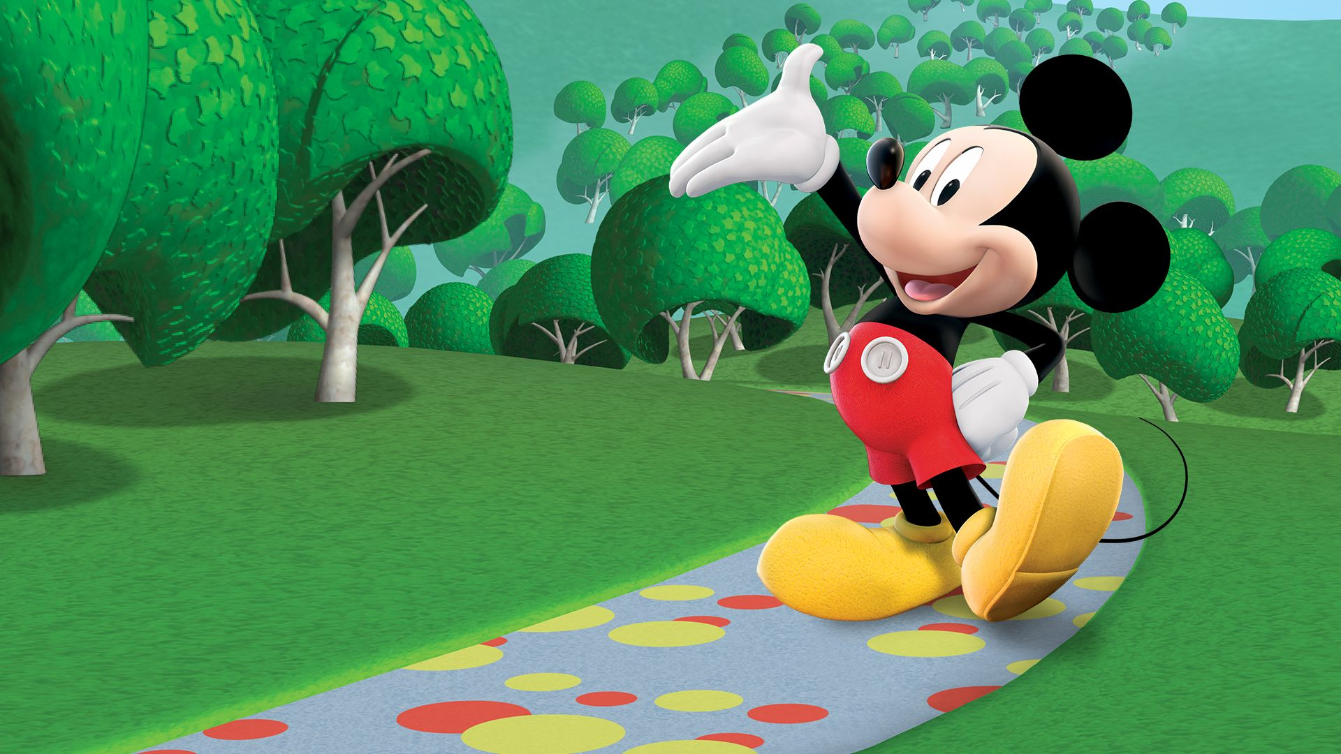 Watch Disney Mickey Mouse Clubhouse Full Episodes.