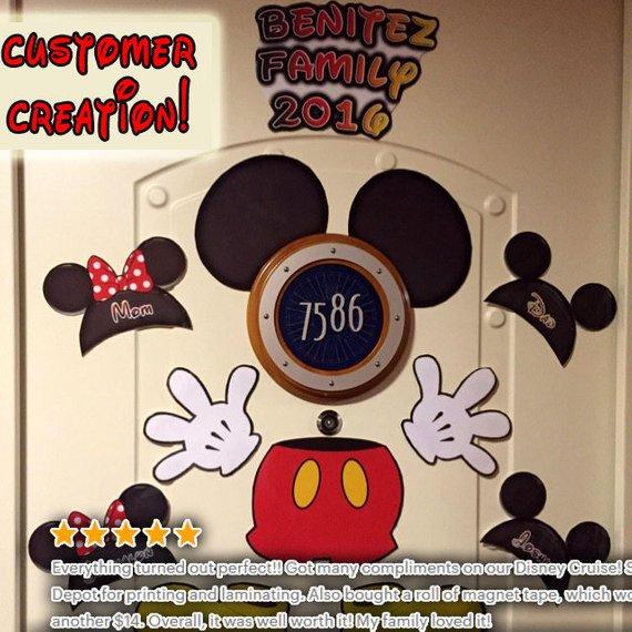 Cinderella Princess Disney Cruise Door Magnet DOWNLOAD NOW.