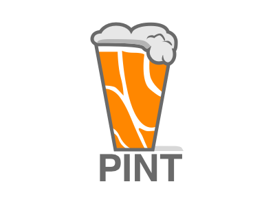 PINT logo by Joe Hsu on Dribbble.