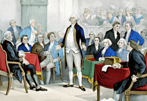 Washington Appointed Commander In Chief Clip Art Download.