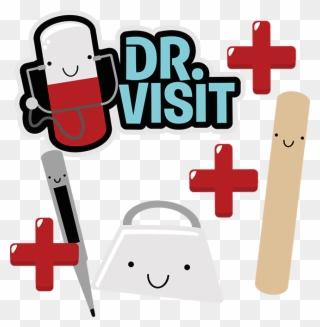 Free PNG Doctor Visit Clip Art Download.