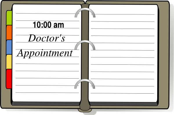 Appointment Clip Art at Clker.com.