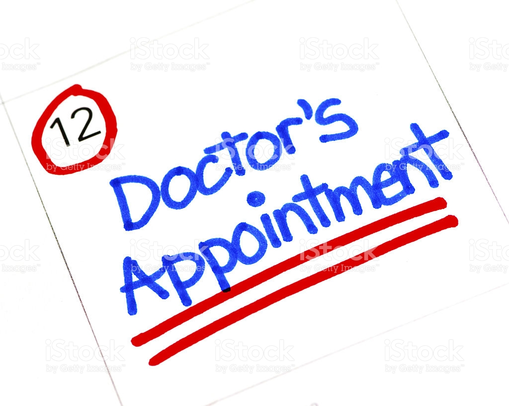 Doctor appointment clipart 3 » Clipart Station.