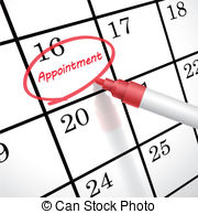 Appointment Clipart.