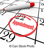 Appointment Stock Illustrations. 23,785 Appointment clip art.