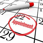 Appointment Clip Art.