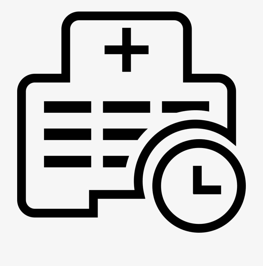 Hospital Icon Png.