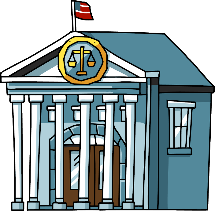 The best free Courthouse clipart images. Download from 12.