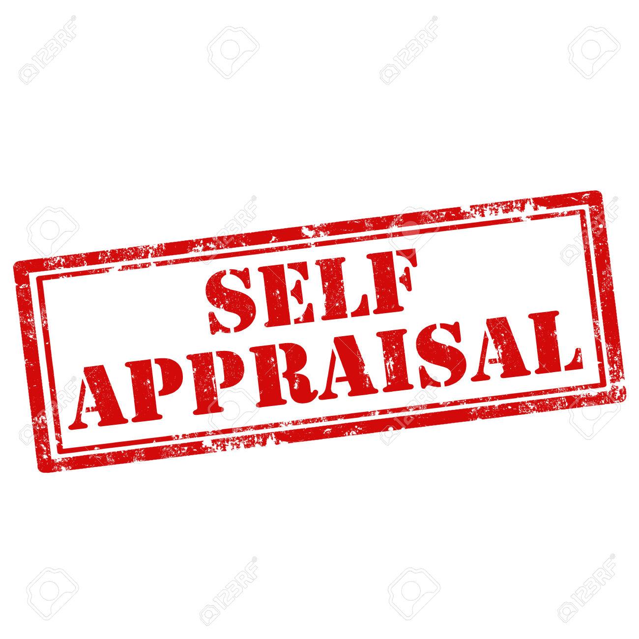Self appraisal clipart.