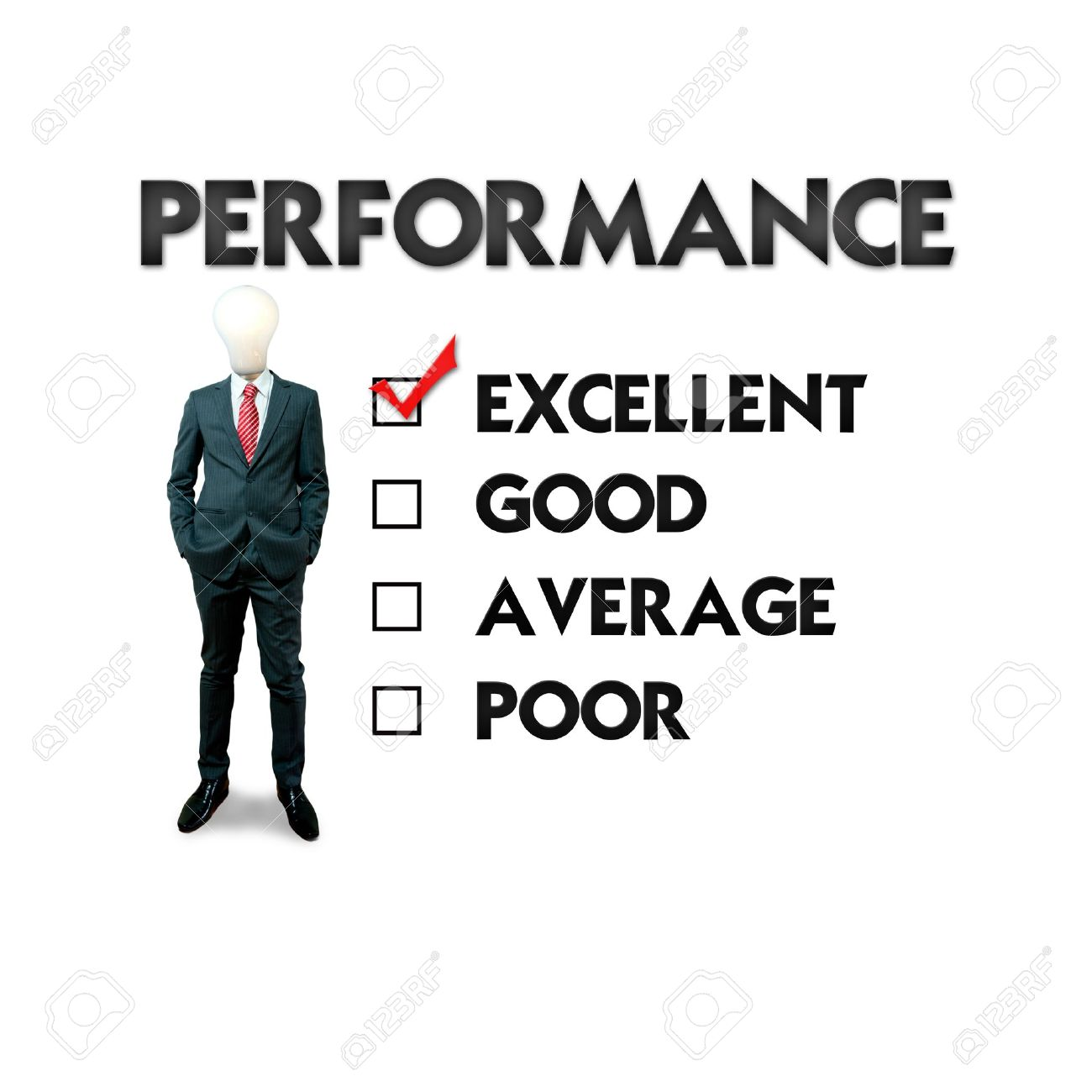 Performance appraisal clipart.