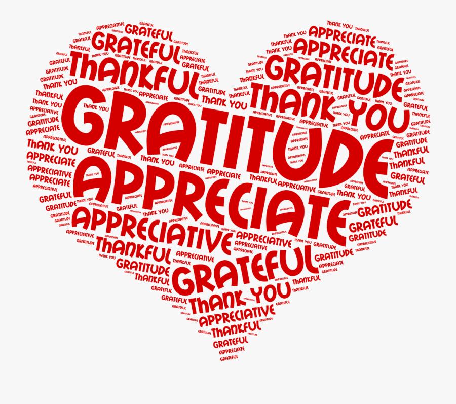 Transparent Grateful Clipart.