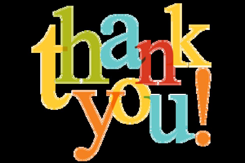 Thanks clipart customer appreciation, Thanks customer.