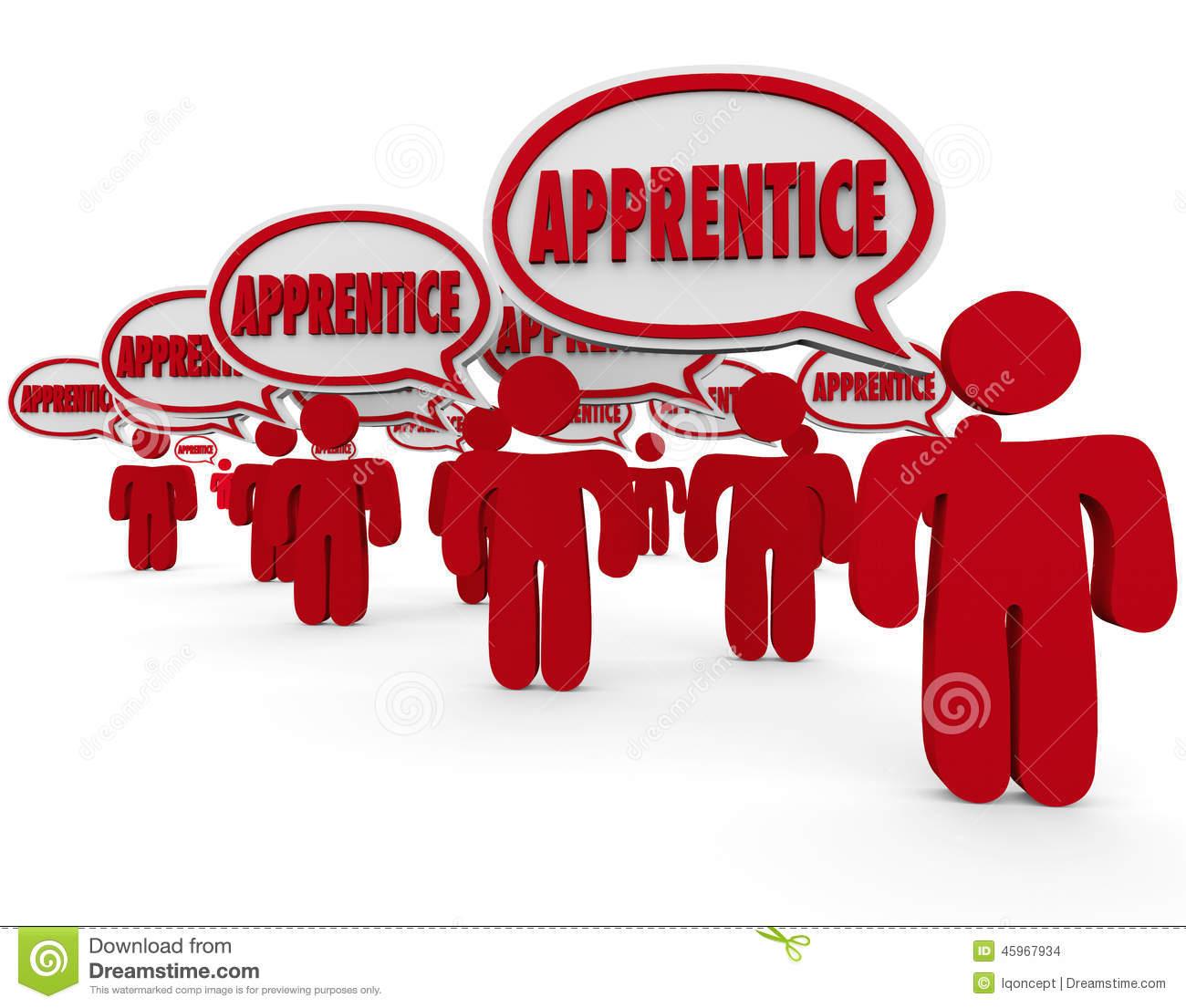Apprentice clipart.