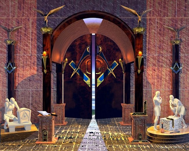 1000+ images about Masonic Lodges / Temples / Monuments on.