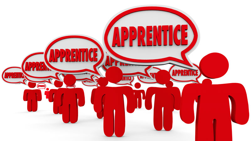 Why boosting apprenticeships presents a win.