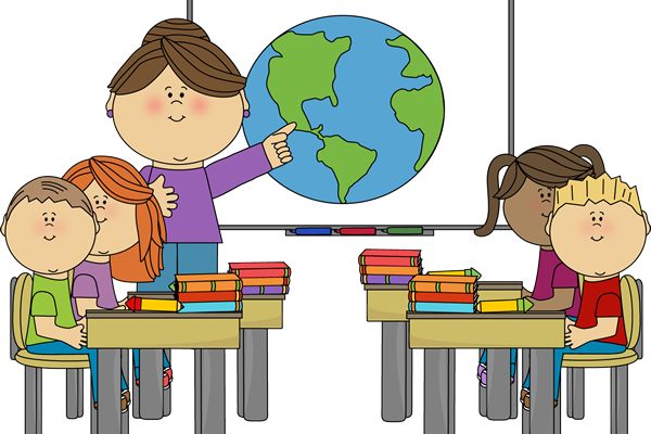 Teaching And Learning Clipart.