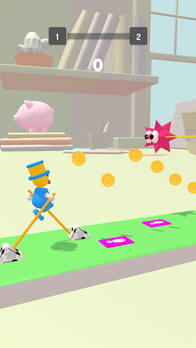 Stick Walker! App Profile. Reviews, Videos and More..