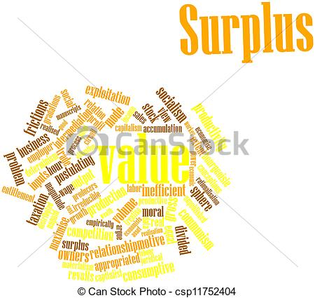 Surplus Clip Art.