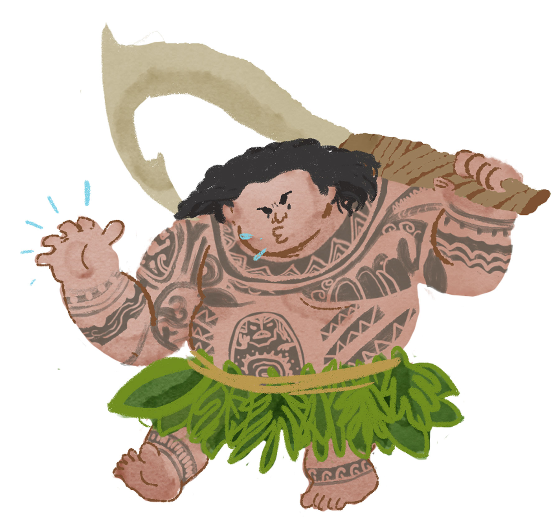 Disney's Cultural Appropriation in 'Moana'.