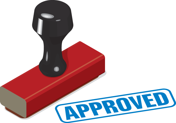 Approval Clip Art Free.