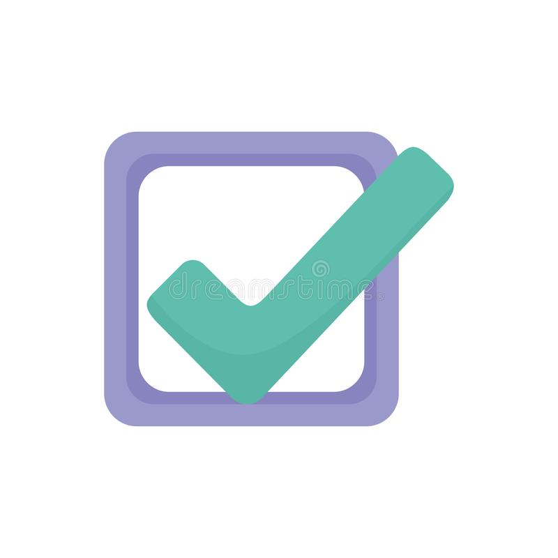 Approve Icon Stock Illustrations.
