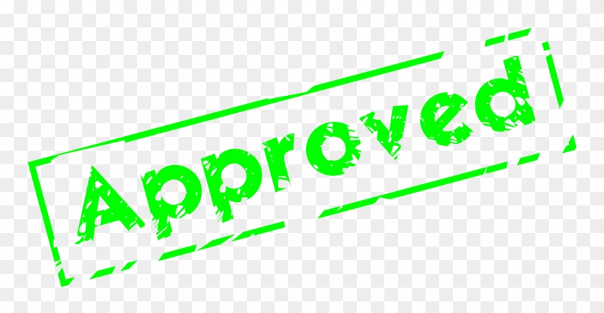 Approved Icon Transparent Download.