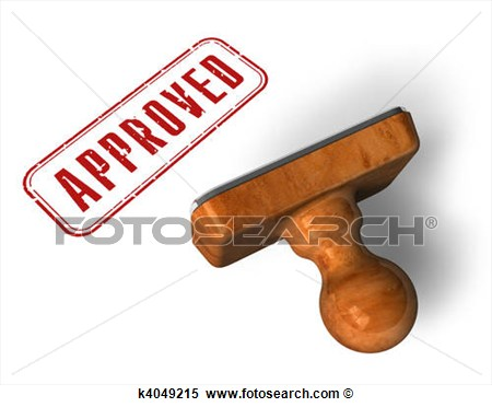 Approved Clip Art.