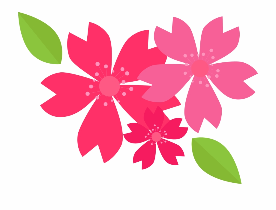 Flowers Vectors Png Transparent Free Images.