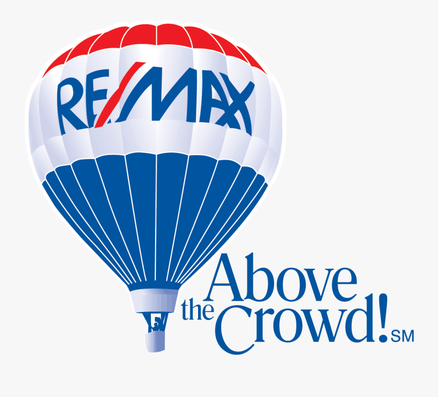 Remax Balloon Above The Crowd Clipart , Png Download.