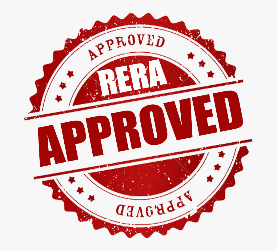 Rera Approved Rubber Stamp Logo Png, Download Psd Fromat.