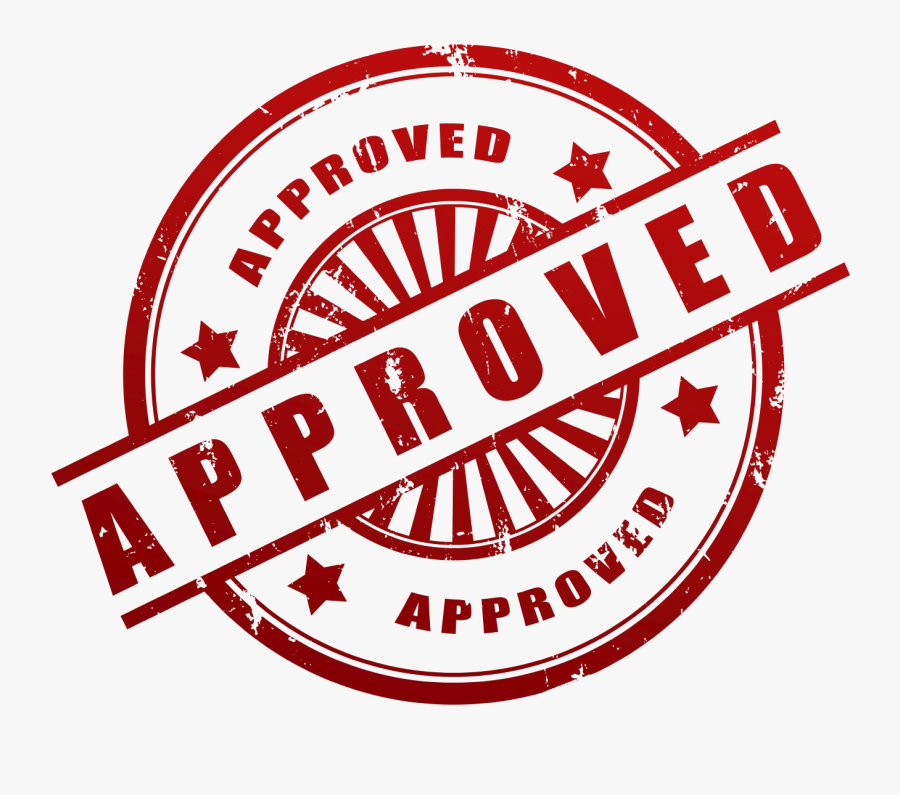 Approved Png Clipart.