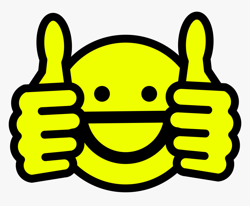 Awesome Happy Face Clipart Transparent.