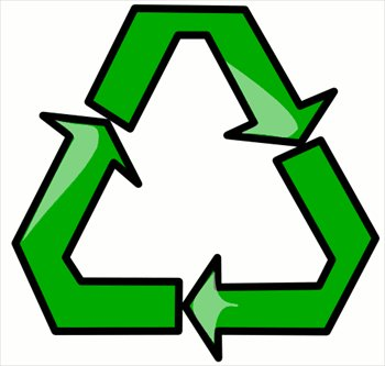 Free Recycle Symbol, Download Free Clip Art, Free Clip Art.