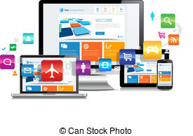 App Stock Illustrations. 381,389 App clip art images and royalty.