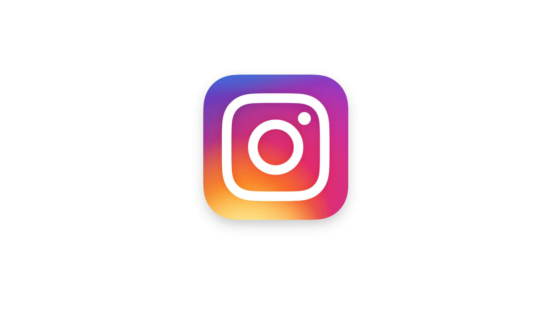 Instagram unveils new look for its logo, mobile apps.