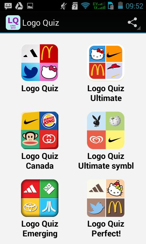 Top Logo Quiz Apps for Android.