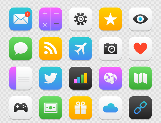 Mobile App Icon Png #238719.
