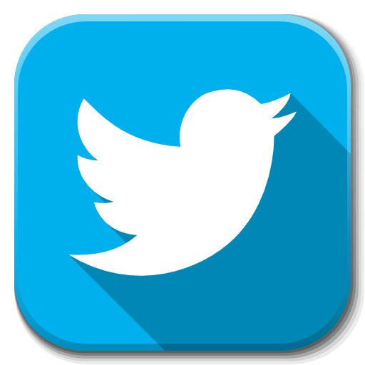 Apps Twitter Icon.