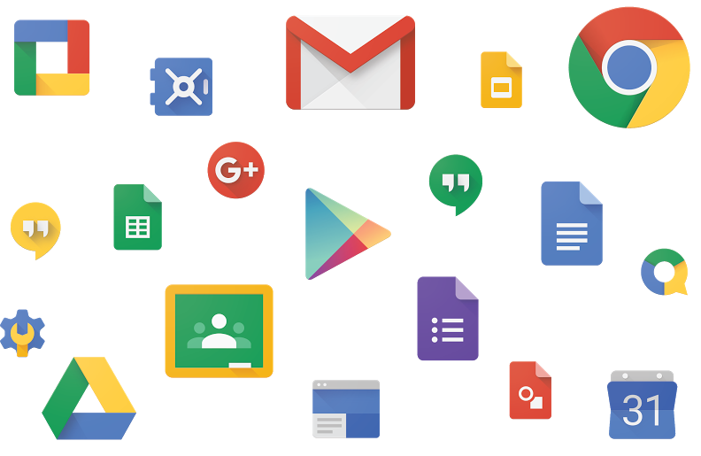 Google Apps Icon Png #376685.