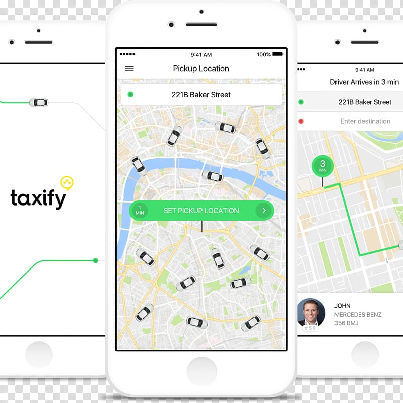 Taxify Georgia Accra Uber Business, Apps Flyer transparent.