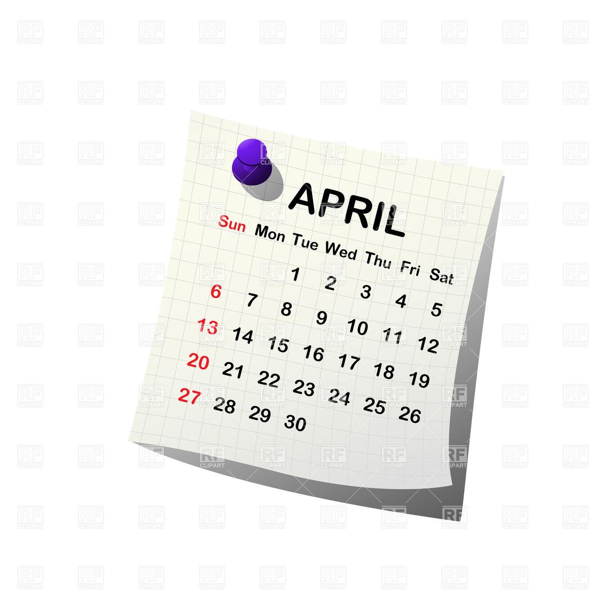 Calendar Clip Art, Download Free Clip Art on Clipart Bay.