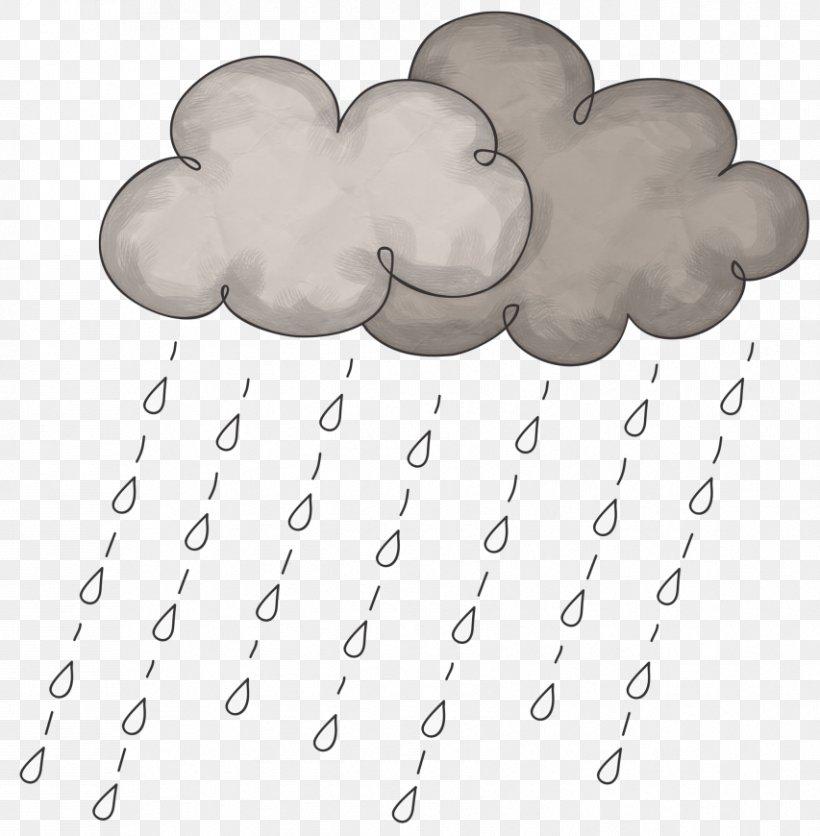 Rain Cloud April Shower Clip Art, PNG, 853x870px, Rain.