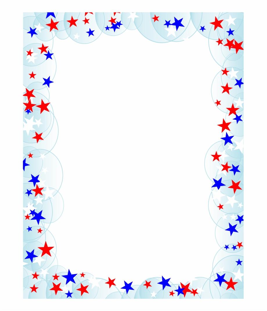Patriotic Clipart Rustic April Borders Clip Art.